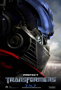 BOOK AND MOVIE REVIEW | Transformers Image