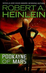 Podkayne of Mars by Robert Anson Heinlein