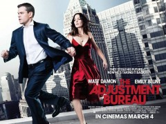 MOVIE REVIEW | The Adjustment Bureau Image