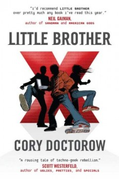 BOOK REVIEW | Little Brother by Cory Doctorow Image