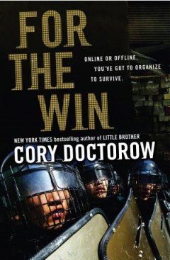 BOOK REVIEW | For The Win by Cory Doctorow Image