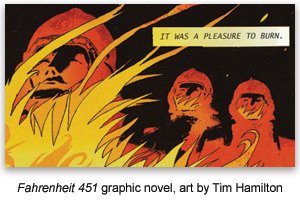 Fahrenheit 451 graphic novel