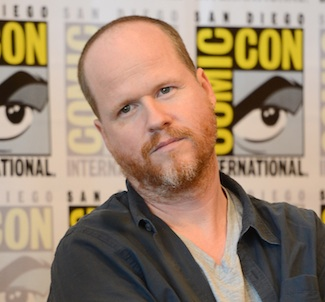 Joss Whedon at Comic-Con 2012