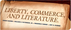 NEWS | Liberty, Commerce, and Literature Issue at Cato Unbound Thumbnail