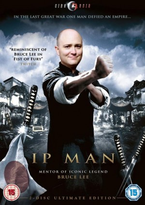 Stephan Kinsella, IP Man